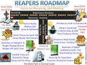 Reapers Roadmap Focus on Receiving and Rooting